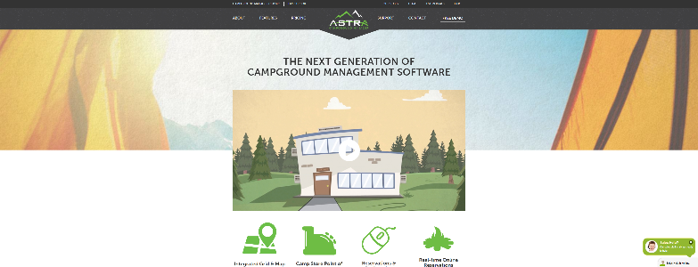 astracampgroundmanager - Campground Manager