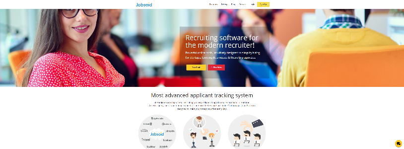 Top 10 Web Based Applicant Tracking Systems 2018