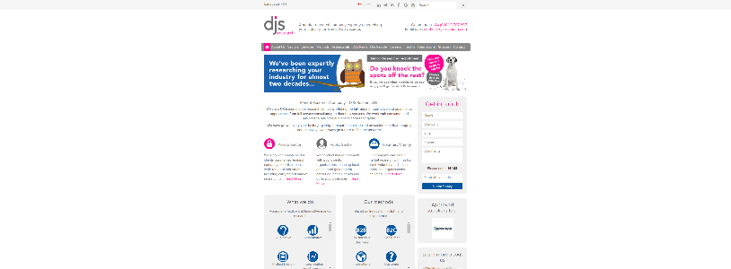 DJSRESEARCH.CO.UK