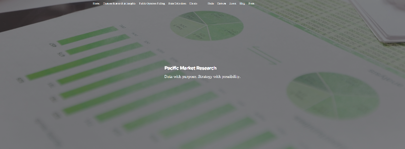 PACIFICMARKETRESEARCH.COM