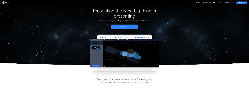 how to make a prezi presentation 2018