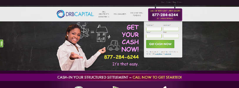 Cash For Structured Settlements