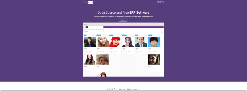 Top 10 Open Source Erp Software For Small Business 2018