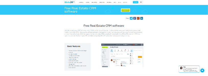 Top 7 Free And Open Source Real Estate CRM Software | 2018