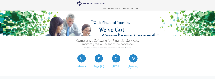 FINANCIAL-TRACKING