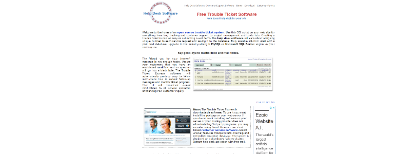 TROUBLETICKETEXPRESS