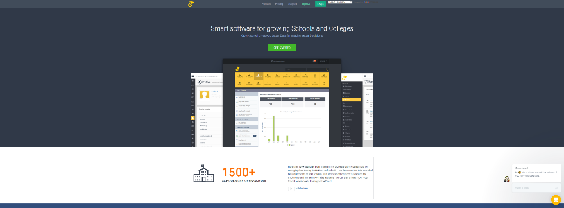 Top 10 Open Source School Management Software 2018 1