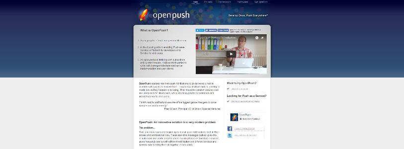 OPENPUSH