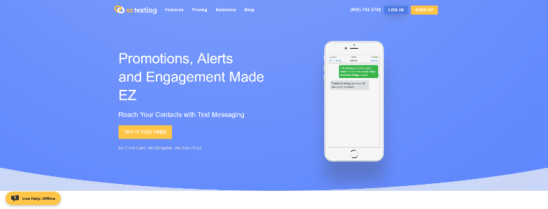Top 10 Texting Services For Small Business 2020 Cloudsmallbusinessservice