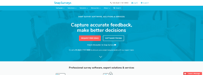 SNAPSURVEYS