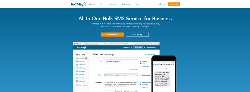 Top 10 Texting Services For Small Business | 2018 | (Updated