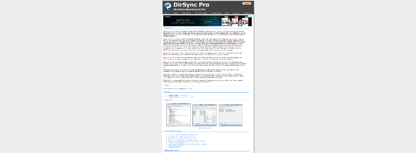DIRSYNCPRO