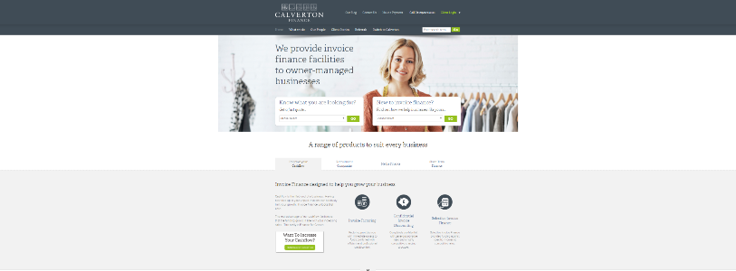 CALVERTONFINANCE