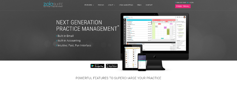 Top Ten Cloud Based Legal Practice Management Software For