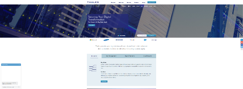 THALESESECURITY