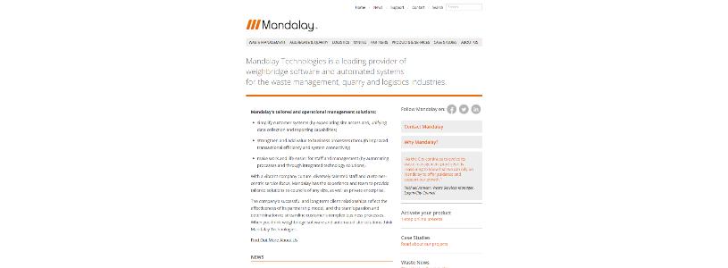 MANDALAYTECHNOLOGIES