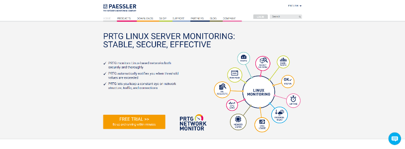 prtg network monitor tutorial pdf