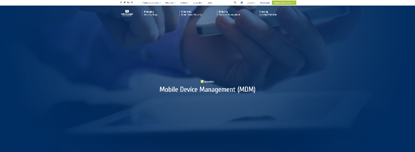 Top 10 Android Mobile Device Management Software Solutions