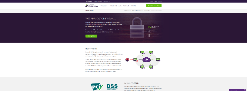 INCAPSULA Web Application Firewall