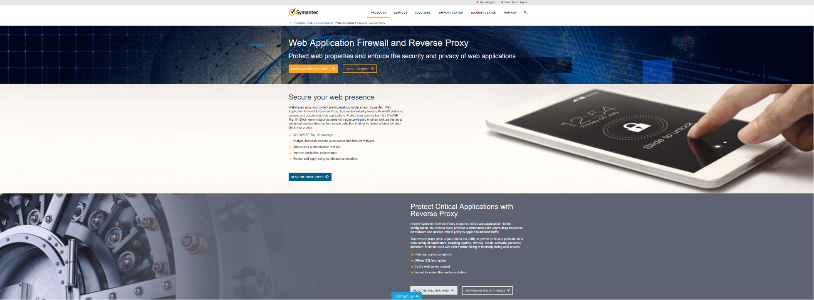SYMANTEC Web Application Firewall
