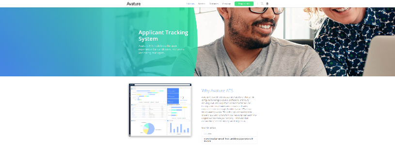 Top 7 Enterprise Applicant Tracking System Ats Software