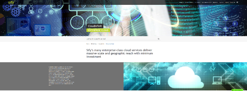 SIFYTECHNOLOGIES