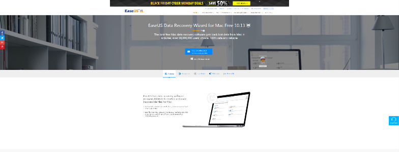 Top 6 Best Free Download Data Recovery Software For Mac Os X 2020 Cloudsmallbusinessservice