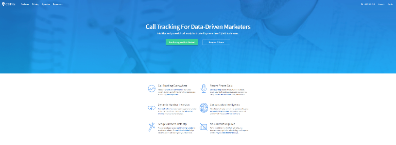 CALLRAIL CALL TRACKING SOFTWARE