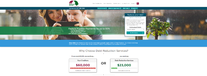 DEBTREDUCTIONSERVICES