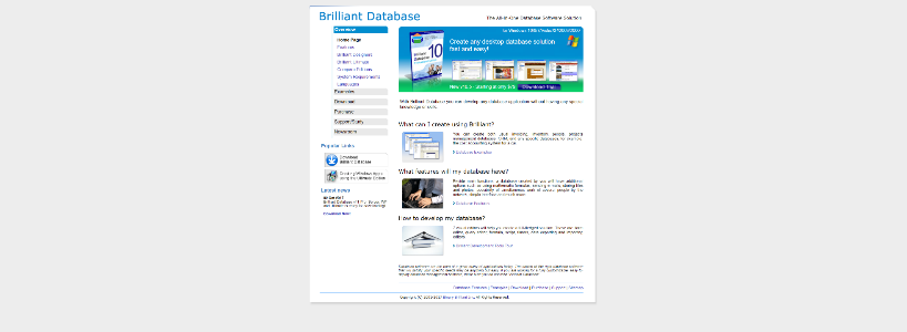 BRILLIANTDATABASE