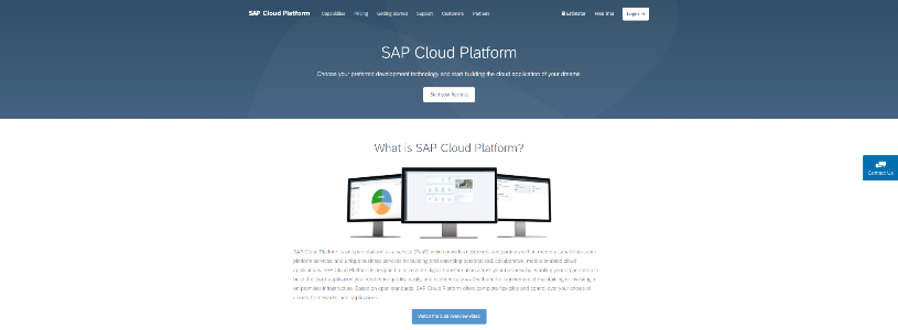 CLOUDPLATFORM-SAP