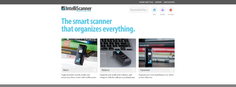 INTELLISCANNER