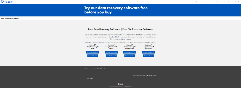 ONTRACKDATARECOVERY