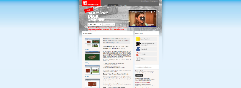 7 best custom deck design software 2018 1 smb reviews bighammer solutioingenieria Images