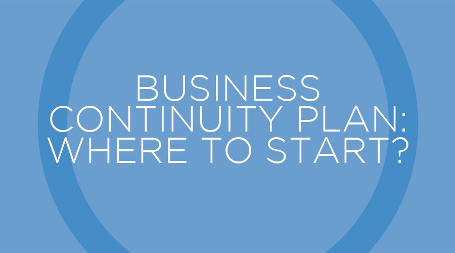 Business Continuity Plan and Management Strategy