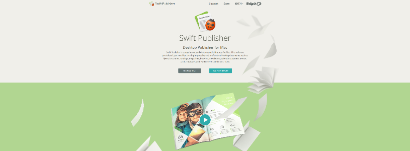 SWIFTPUBLISHER