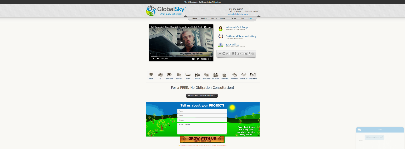 GLOBALSKY
