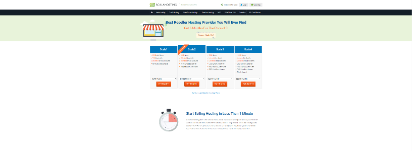 Best webhosting reseller options