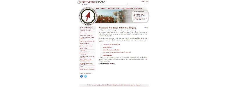 STRATECOMM