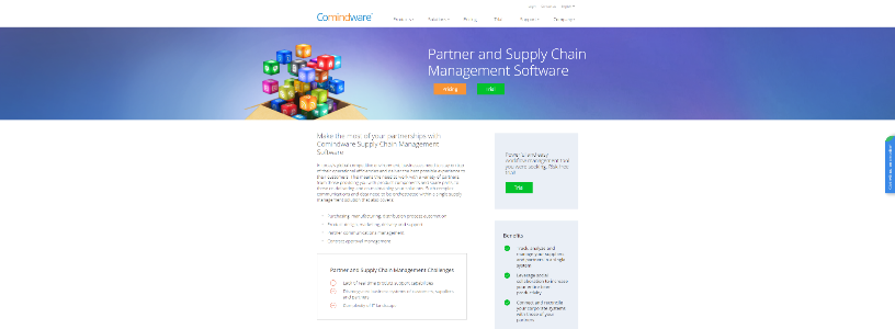 Top 7 Free Trial Supply Chain Management Software for Small