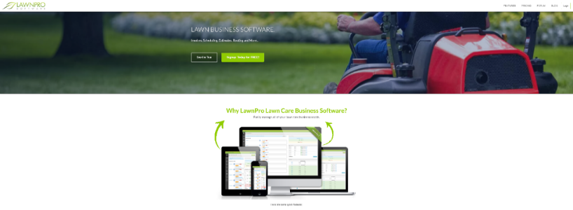 LAWNPROSOFTWARE