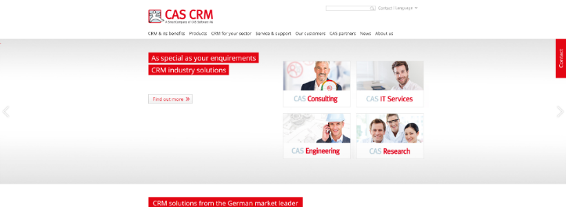 CAS-CRM