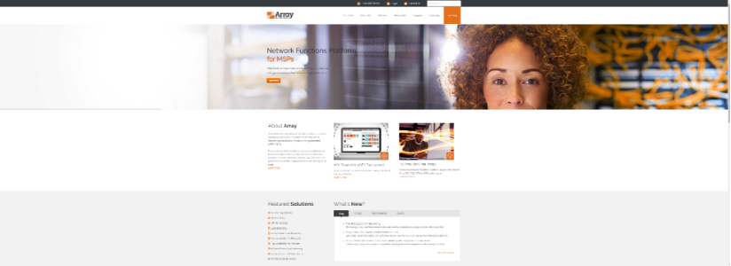 ARRAYNETWORKS