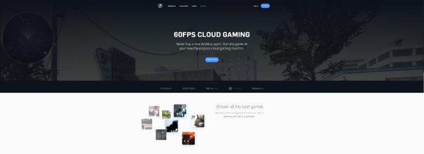 Cloud Gaming In Web Browser