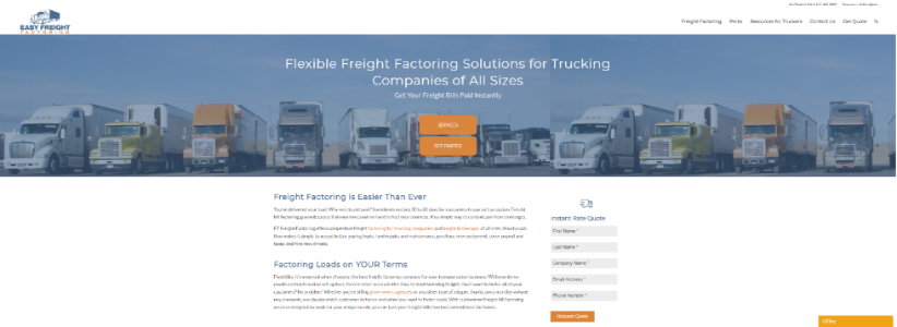 Top 5 Best Factoring Companies for Trucking Industry | 2018