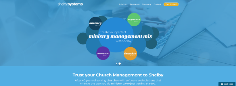 Top 11 Church Management And Administration Software