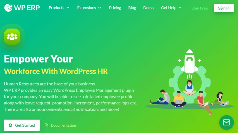 WP ERP: All in One Enterprise Resource Planning Solution for