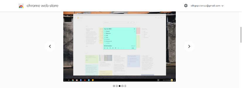 Google Keep – notes and lists