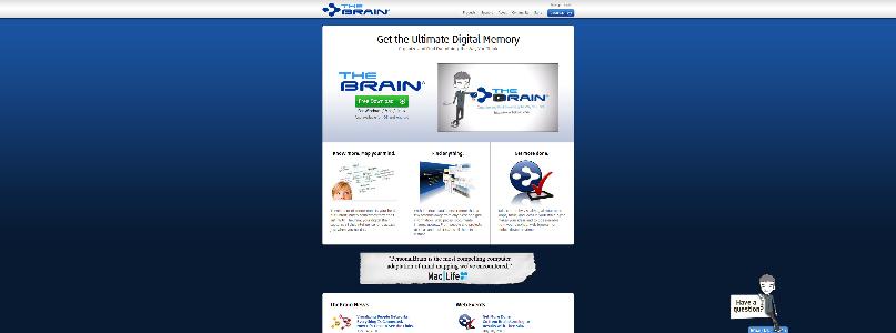 Thebrain Software